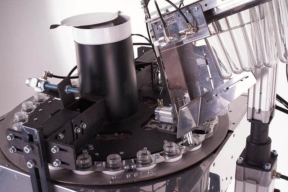 Станок для выдува ПЭТ Concept 2000 - машина для выдува ПЭТ-тары