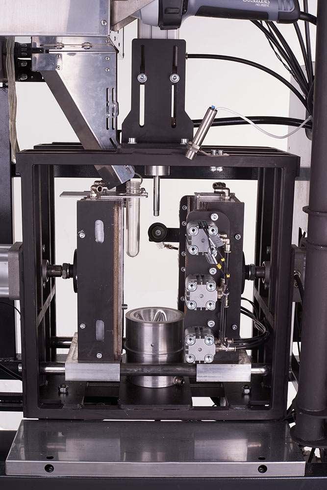 Автомат для ПЭТ бутылок Concept 2000 - производтво ПЭТ-тары