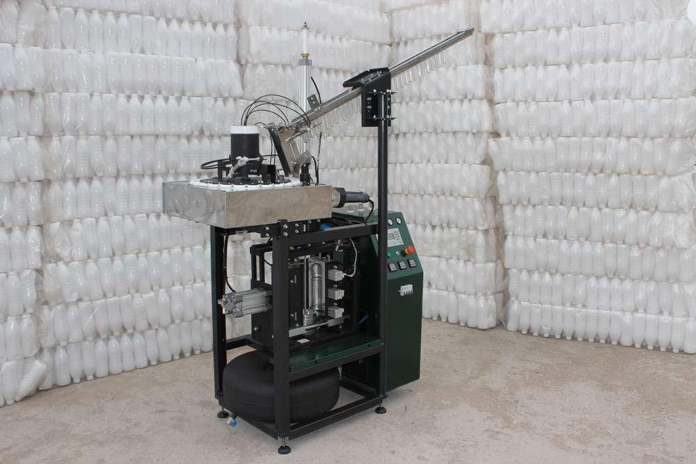 Автомат Concept 2000 - выдув ПЭТ-тары