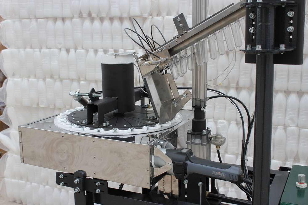 Автомат выдува Concept 2000 - оборудование для ПЭТ-тары
