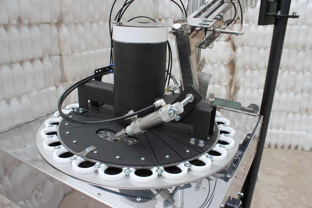 Оборудование для производства ПЭТ Concept 2000 - выдув ПЭТ-тары