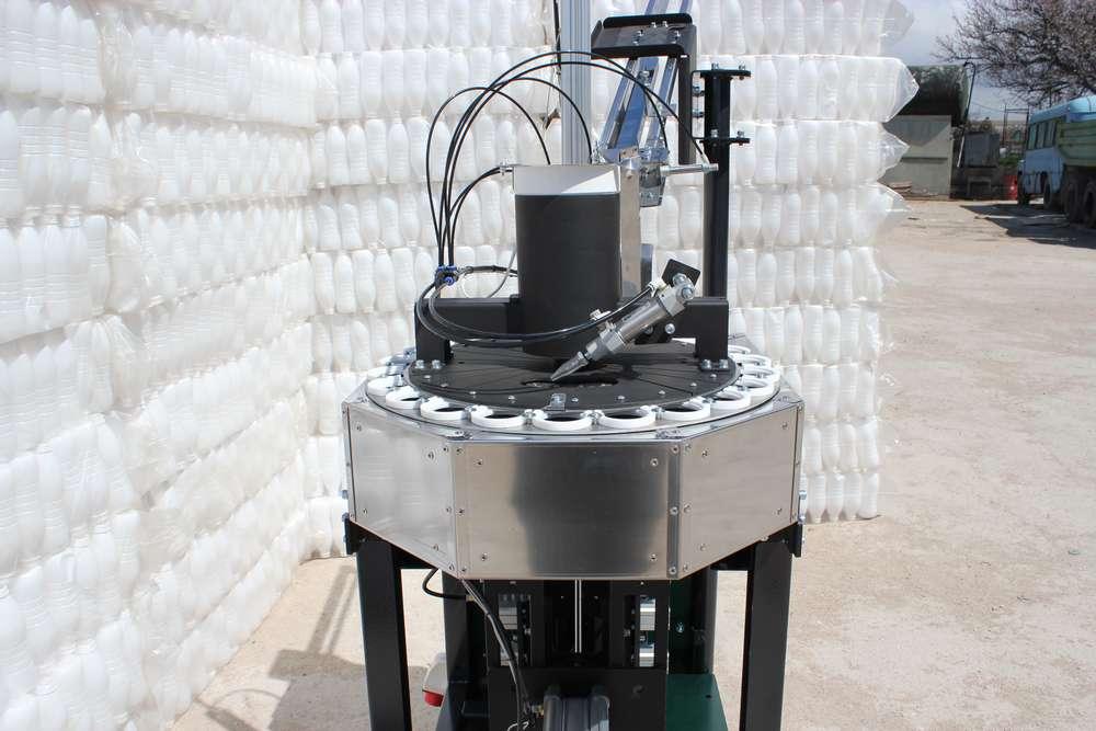 Автомат для производства ПЭТ Concept 2000